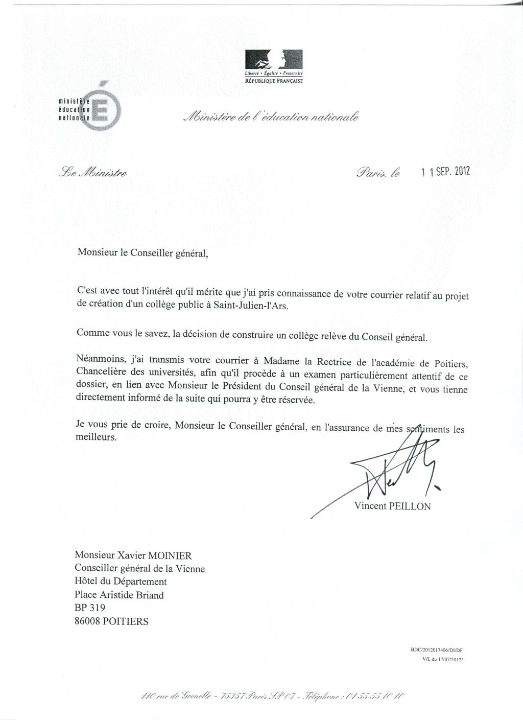 xaviermoinier-college-saint-julien-l-ars-lettre-peillon